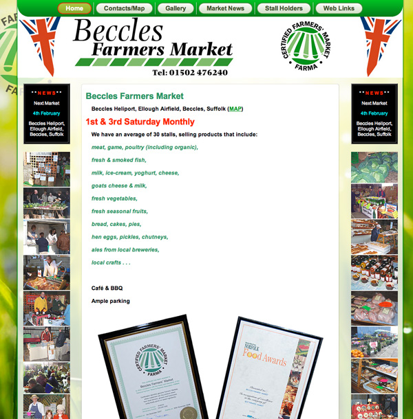 beccles farmers market web by imajaz